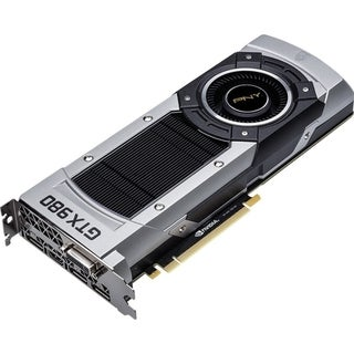 PNY GeForce GTX 980 Graphic Card - 1.23 GHz Core - 1.33 GHz Boost Clo