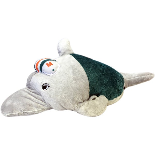Shop Miami Dolphins Pillow Pet Free Shipping On Orders Over 45
