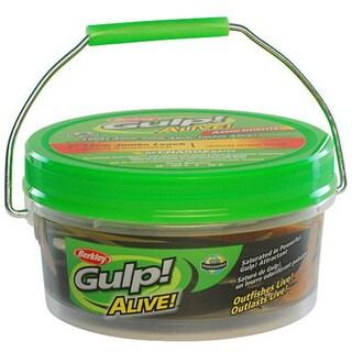 Berkley Glup! Alive! Jumbo Leech - Assorted Colors