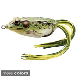 Koppers Live Target Frog Hollow Body 1.75-inch - 1.75""