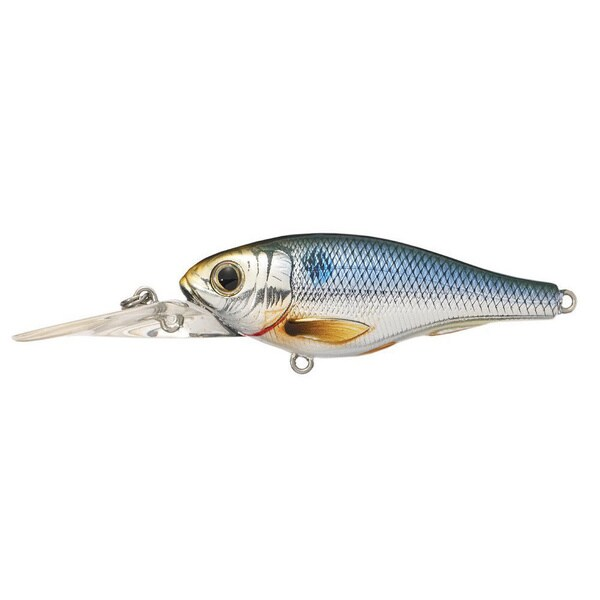 Koppers Live Target Threadfin Shad Suspending Crankbait 3-inch