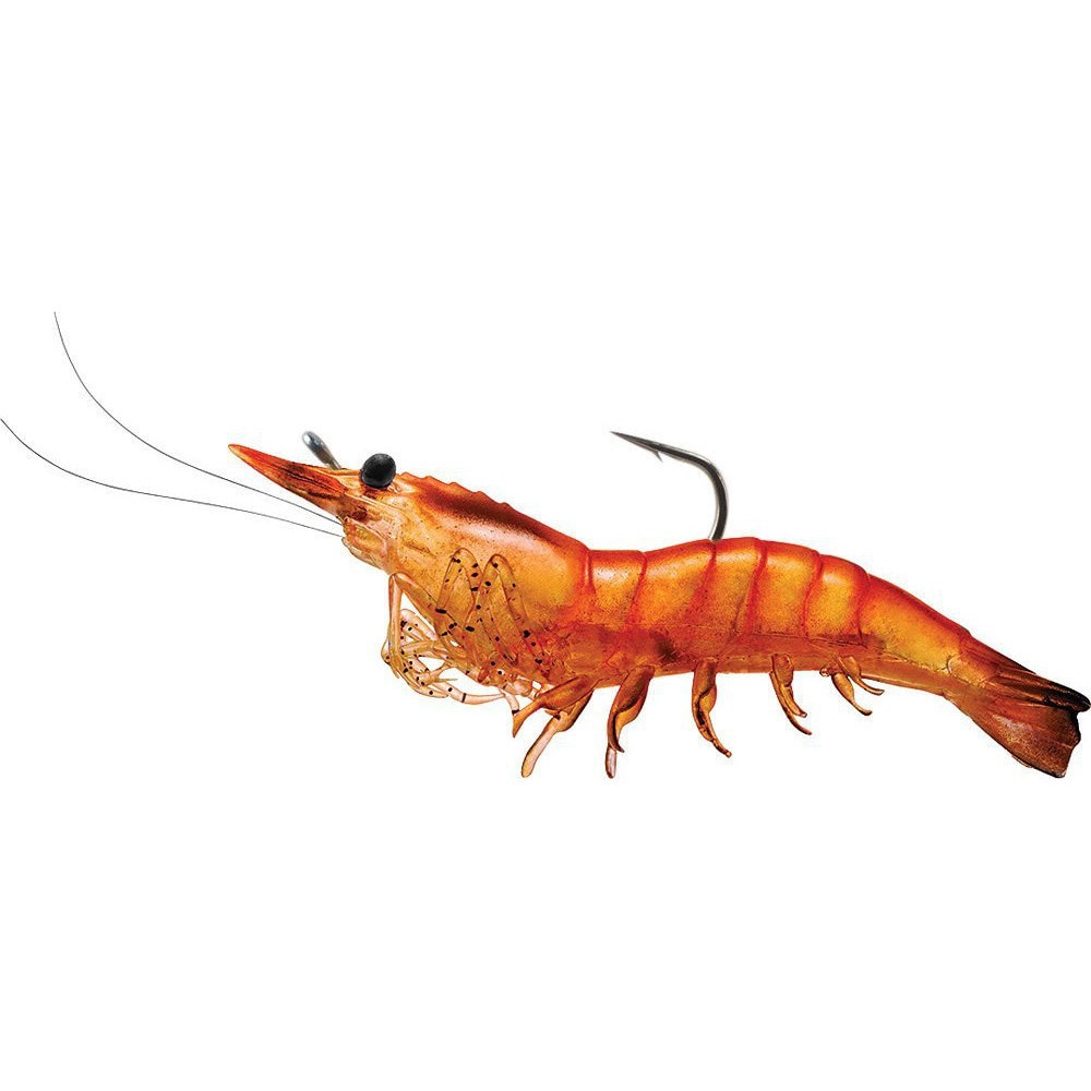 Livetarget Koppers Live Target Shrimp Pre-Rigged Soft Bai...