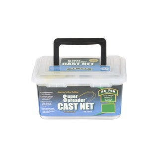 Fitec RS-750 Super Spreader Cast Net 0.38-inch