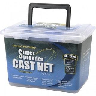 Fitec SS-1000 Super Spreader Cast Net 0.25-inch