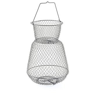 South Bend Round Wire Fish Basket 15-inch  x 21-inch