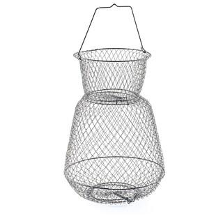 South Bend Round Wire Fish Basket 15-inch x 21-inch