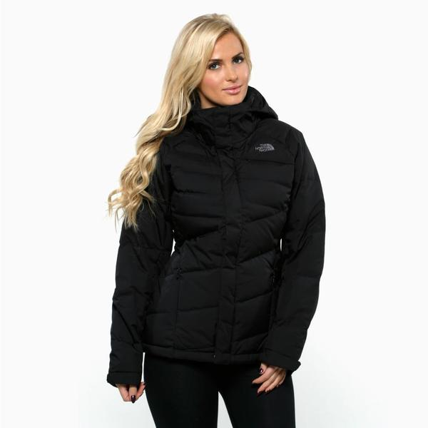 3680d2b90 Shop The North Face Women's TNF Black Heavenly Down Jacket - Free ...