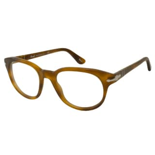 Persol Men's PO3052V Rectangular Reading Glasses