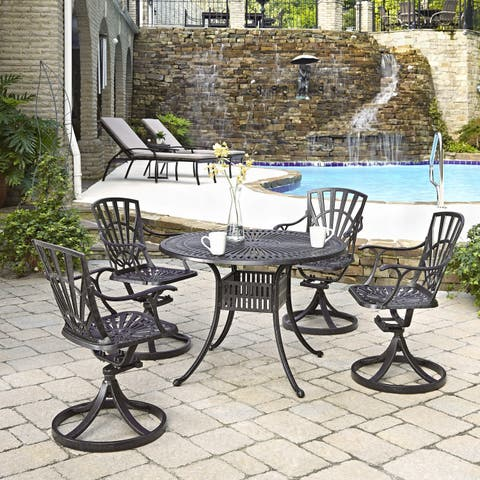 Largo 5-piece Dining Set by Home Styles
