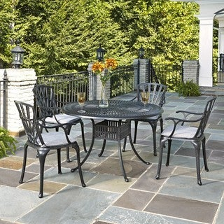 Home Styles Largo 5-piece Dining Set with Cushions