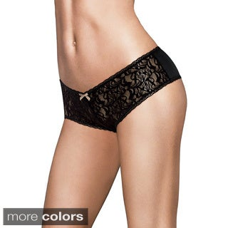 Maidenform Comfort Devotion Lace Cheeky Hipster Panties