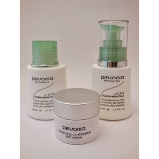 Pevonia Botanica Combination Skin 3-piece Kit