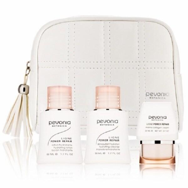 Pevonia Power Skin Repair 3-piece Kit. Opens flyout.