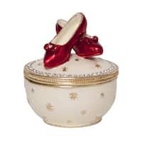 Dorothy's Slippers Trinket Music Box