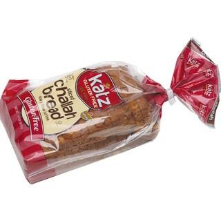Katz Gluten-free Sliced Challah Bread (2 Pack)