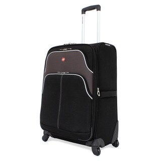 SwissGear 24.5-inch Medium Upright Spinner Suitcase