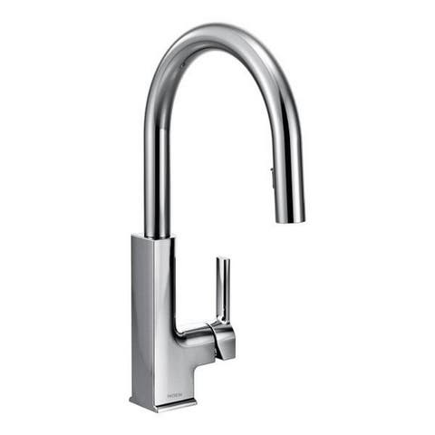Moen Sto S72308 Chrome Kitchen Faucet