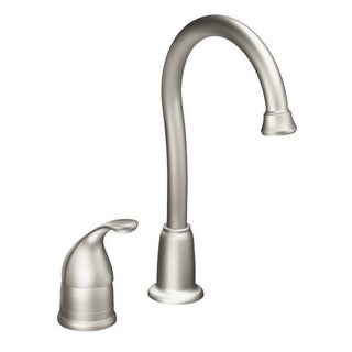 Moen Camerist 4905SRS Spot Resist Stainless Steel Kitchen Faucet