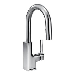 Moen Sto S62308 Chrome Kitchen Faucet
