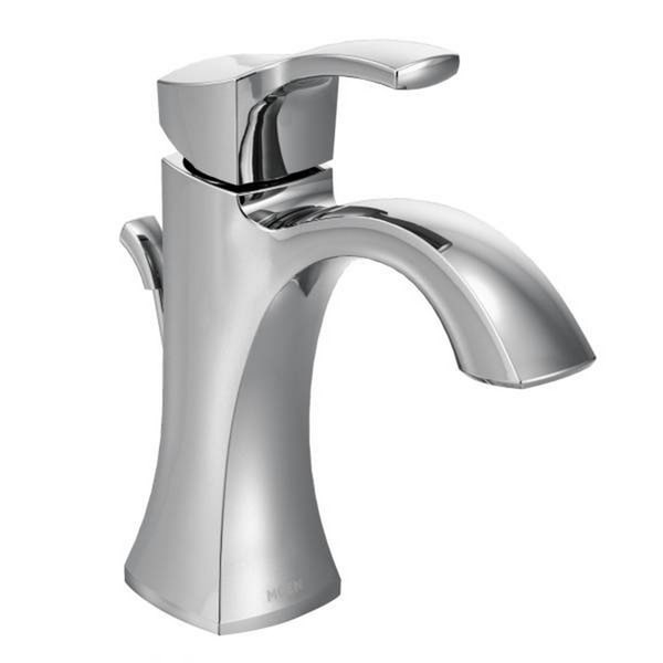 Shop Moen Voss 6903 Chrome Bathroom Faucet - Free Shipping Today ...