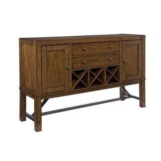 Santa Clara Solid Mango Wood 62-Inch Server