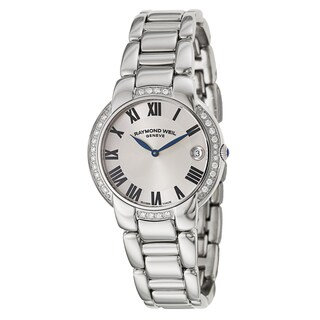 Raymond Weil Women's 'Jasmine' Stainless Steel Swiss Quartz Watch