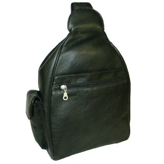 Paul & Taylor Leather Triangle Backpack