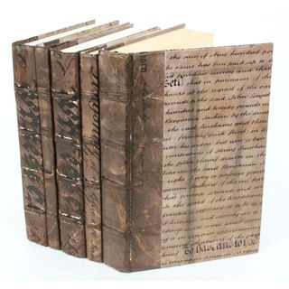 Document Collection Books, Bronze S/5