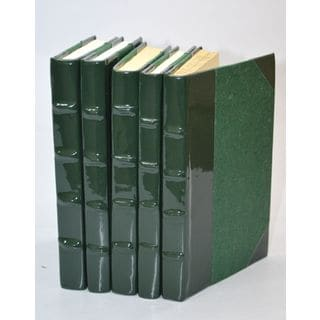 Patent Leather Books - Ivy S/5