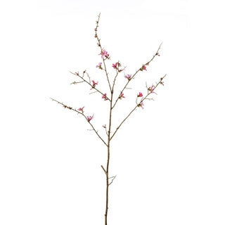 44-inch Quince Blossom Branch (Pack of 6)
