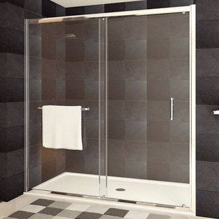 LessCare Ultra-A Tempered Glass Frameless Shower Door