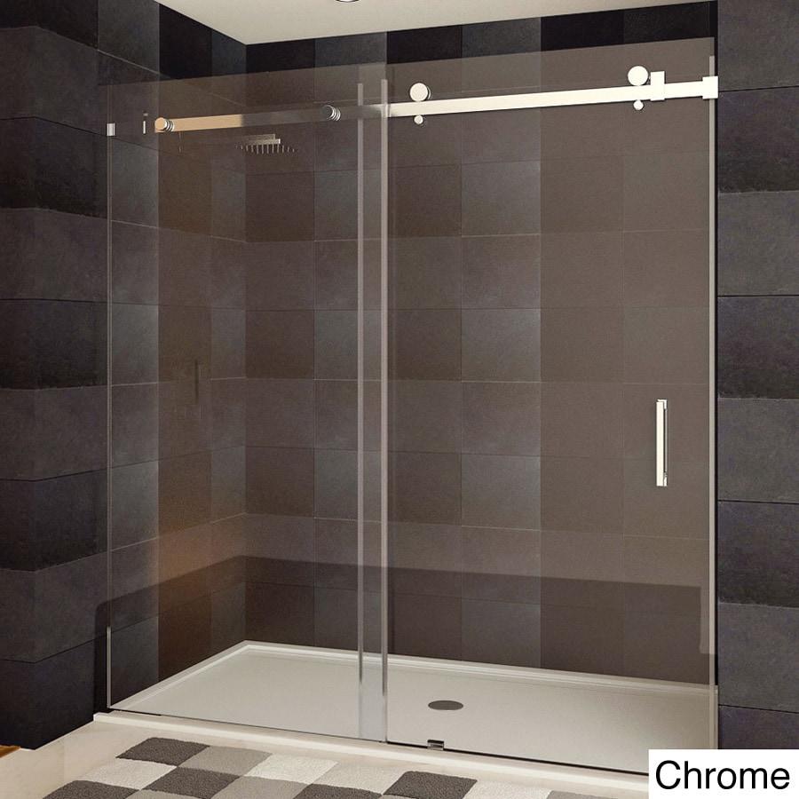 Lesscare Ultra B Semi Frameless Sliding Shower Doors