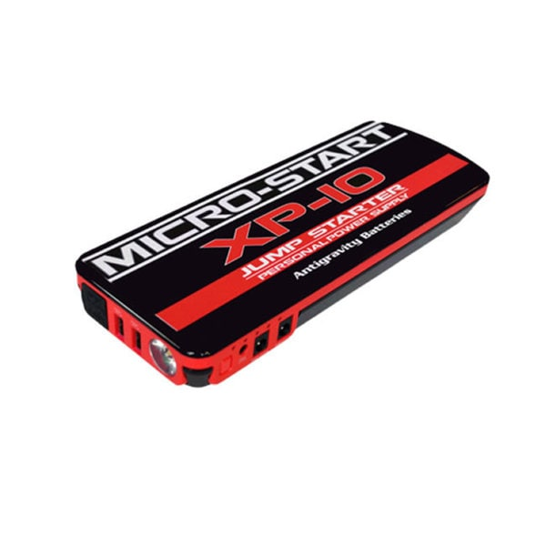 Antigravity Micro-Start XP-10 PPS Portable Jump Starter and Back-up Power Supply