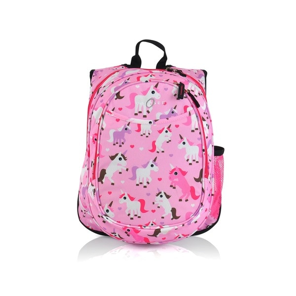 Obersee Kids Unicorn Pre-school Backpack With Cooler