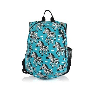 Obersee Kids Zebra Pre-school Backckpack With Cooler