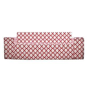 Softblock Morrocan Berry Red Sofa