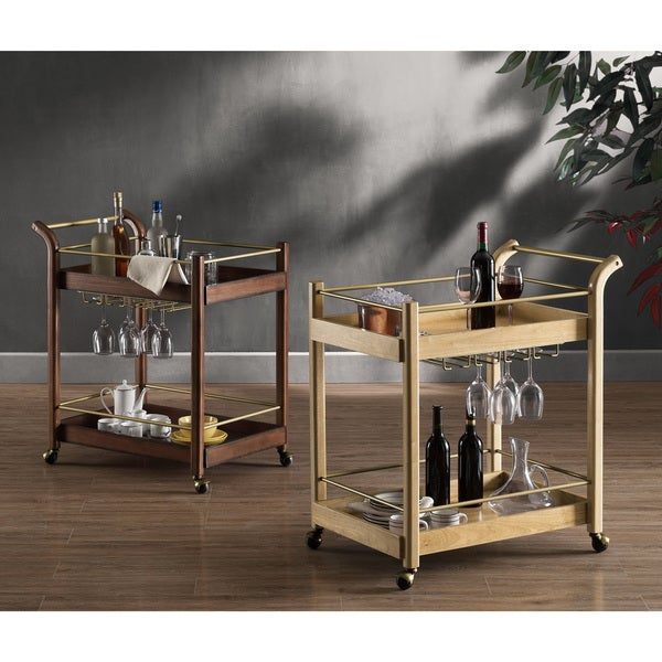 I Love Living Wood Bar Cart