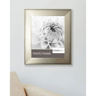 American Made Rayne Brushed Silver Frame