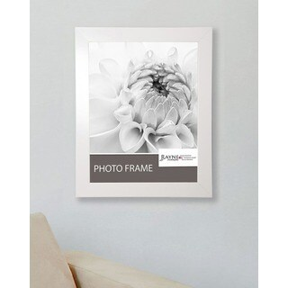 American Made Rayne Glossy White Frame