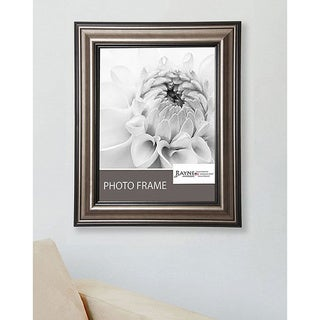 American Made Rayne Antique Silver Frame