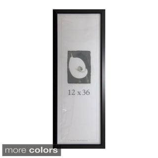 Budget Saver 12 x 36-inch Picture Frame