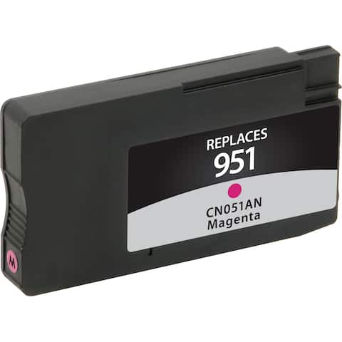 V7 Remanufactured Magenta Ink Cartridge for HP CN051AN (HP 951) - 700 page yield