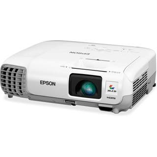 Epson PowerLite S27 LCD Projector - HDTV - 4:3|https://ak1.ostkcdn.com/images/products/9817229/P16982620.jpg?impolicy=medium