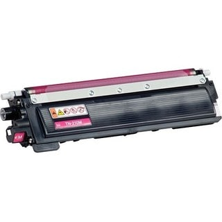 eReplacements Compatible Magenta Toner for Brother TN210M