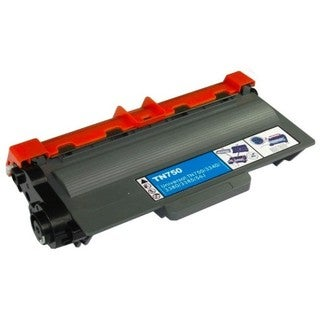 eReplacements Compatible Black Toner for Brother TN720, TN750