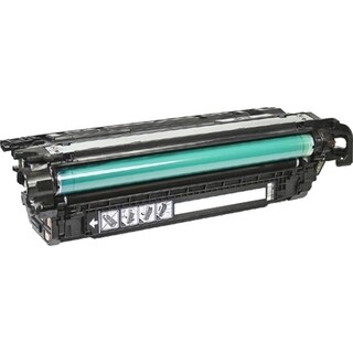 eReplacements Compatible Black Toner for HP CE260A, 647A