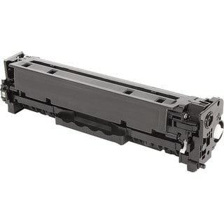 eReplacements Compatible Black Toner for HP CE410A, 305A