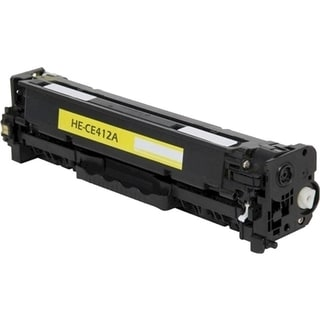 eReplacements Compatible Yellow Toner for HP CE411A, 305A