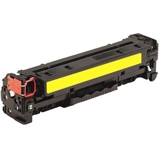 eReplacements Compatible Yellow Toner for HP CF212A, 131A