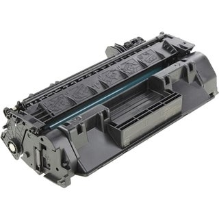 eReplacements Compatible High Yield Black Toner for HP CF280X, 80X